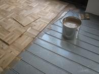 Vloerverwarming voor houten vloer ten dam vloeren